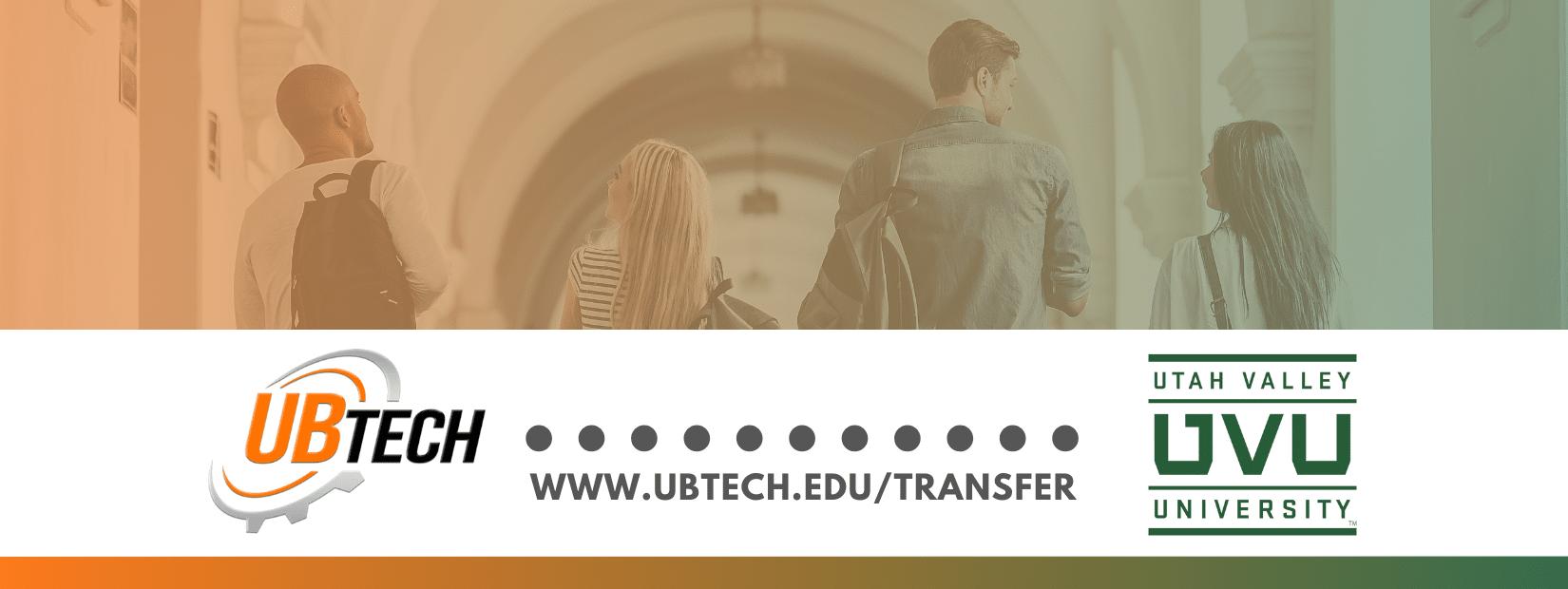 UVU Articulation. www.ubtech.edu/transfer